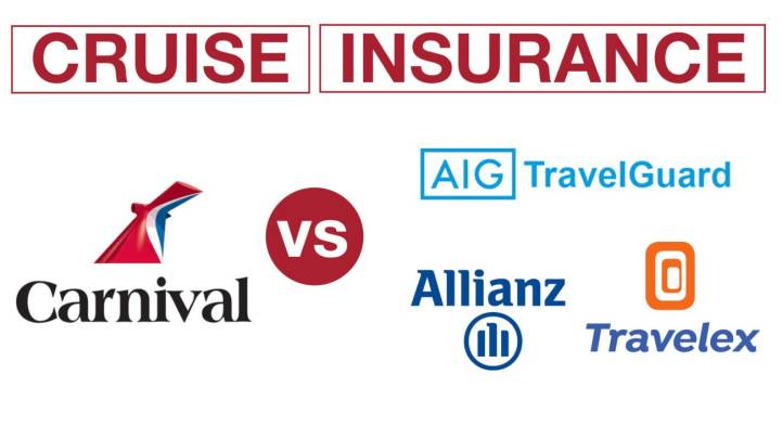 Cruise Insurance – Carnival vs 3rd Party (2020 Cost & Coverage)