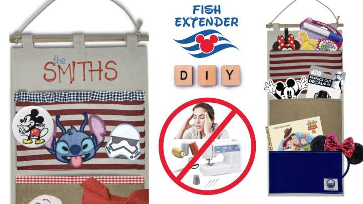 How to Make a Disney Fish Extender DIY (ish) Cheater's Guide