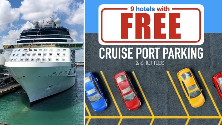 9 Hotels Near Miami Cruise Port with Free Parking & Shuttle Package