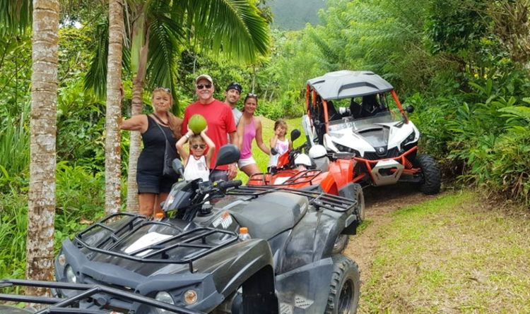 On and Off Road ATV and Can Am Dune Buggy Tour