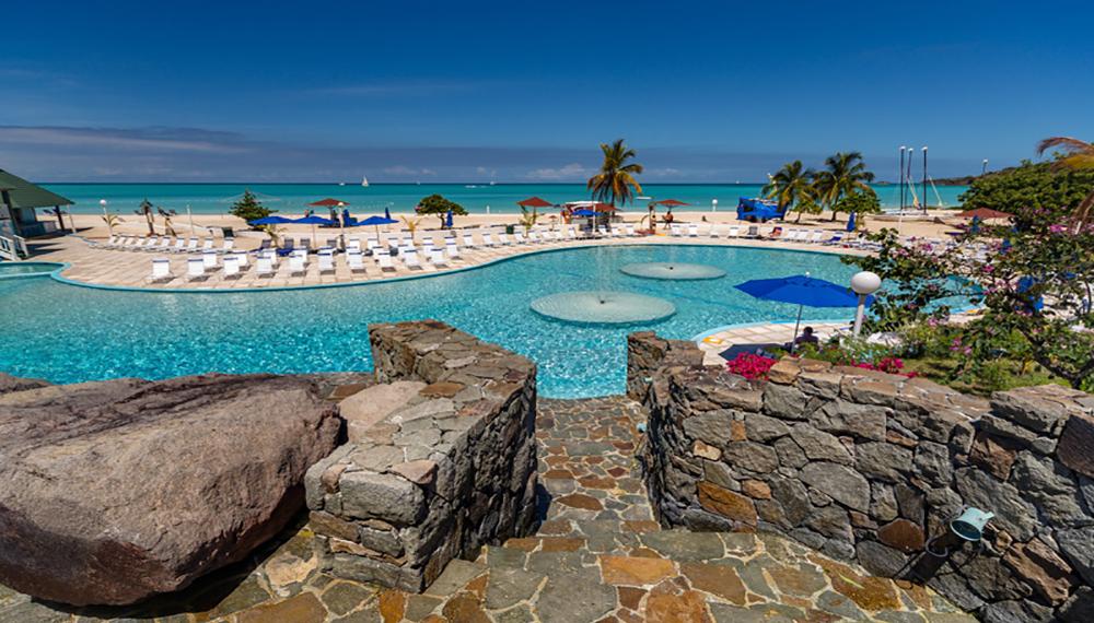 Starfish Jolly Antigua Pool