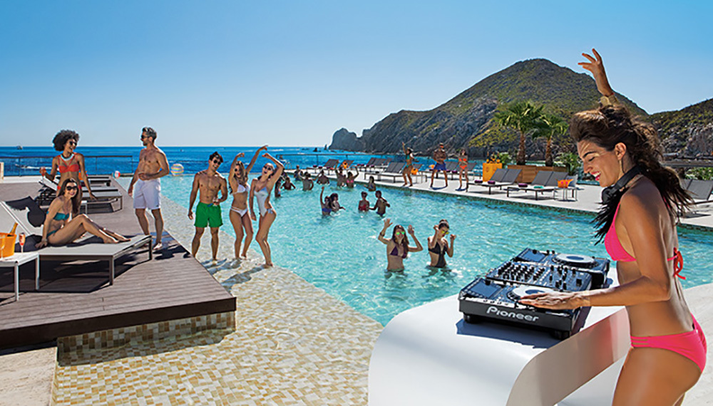 Cabo San Lucas Breathless Resort