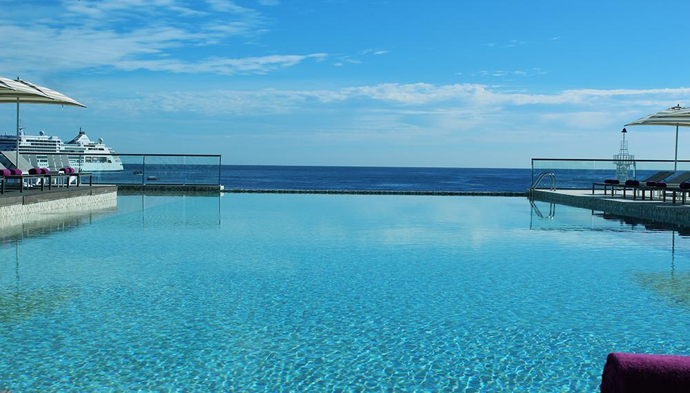 Cabo San Lucas Breathless Pool