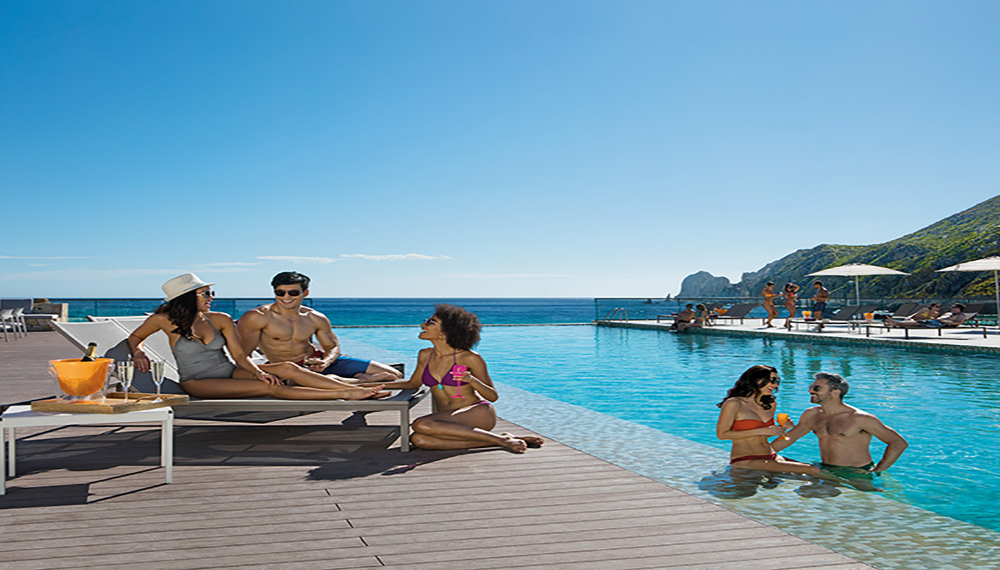 Breathless Cabo San Lucas Pool