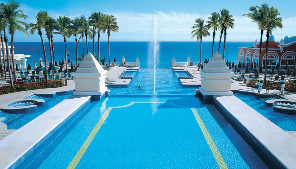Riu Palace Cabo Pool