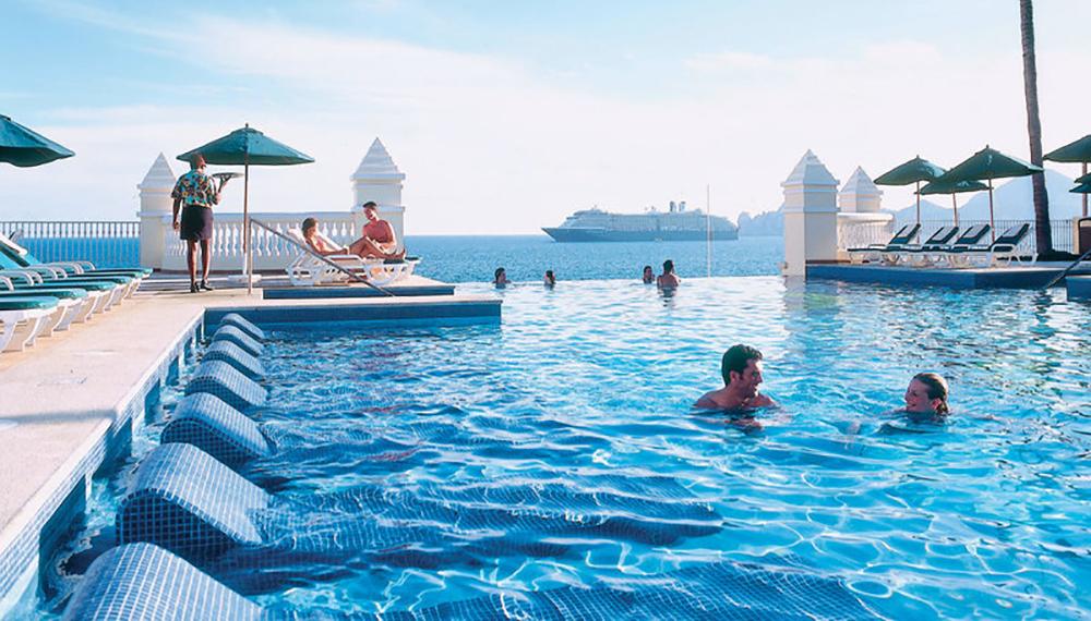 Cabo San Lucas Riu Palace Pool