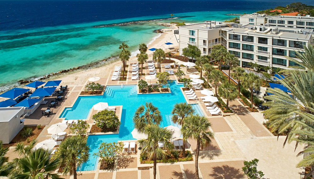 Curacao Marriott Resort For The Day Pass
