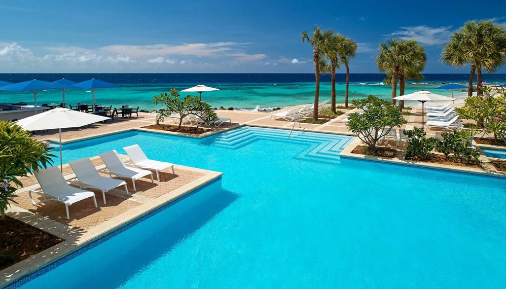 Marriott Curacao Pool