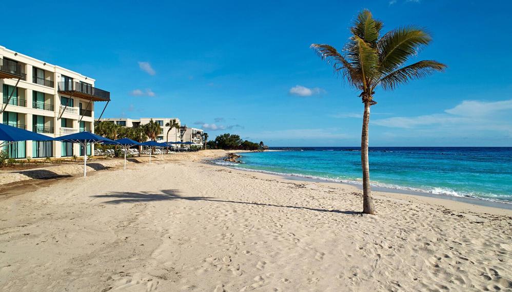 Marriott Willemstad Curacao Beach