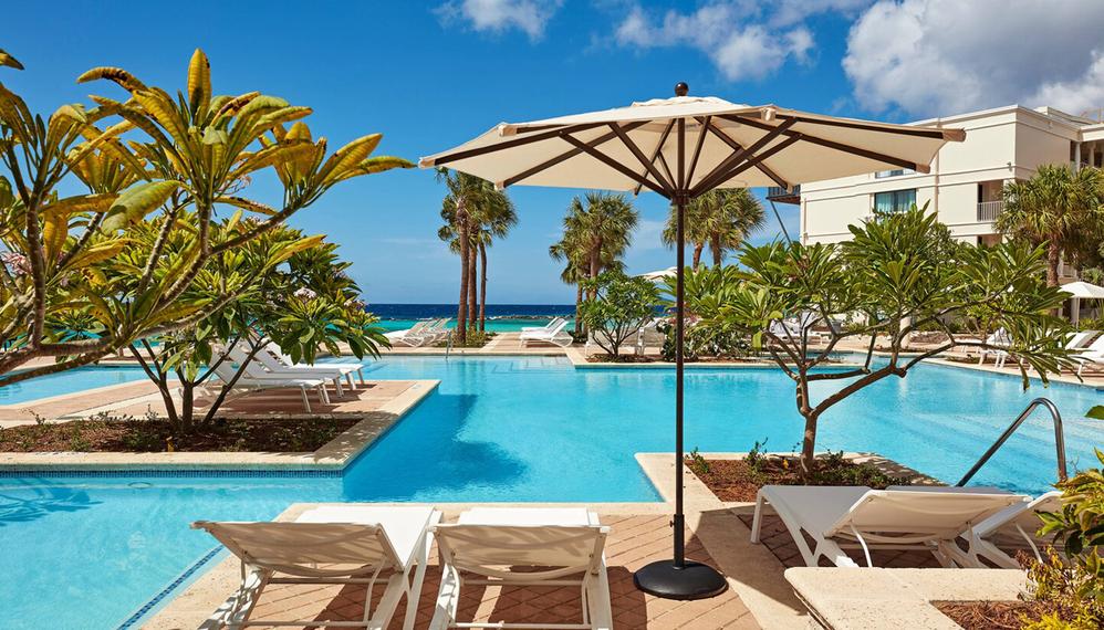 Curacao Marrriott Pool