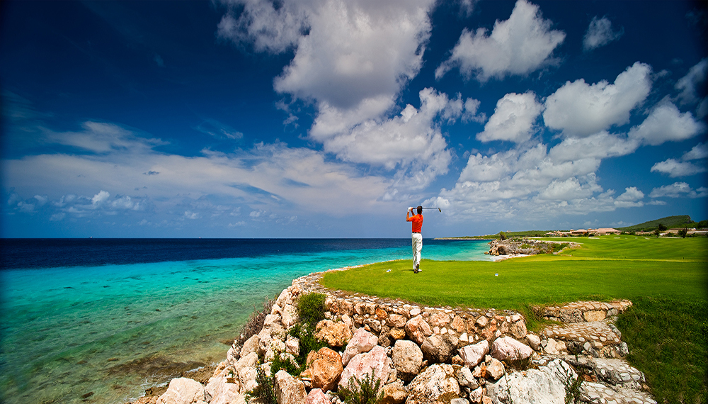 Curacao Golf Package Santa Barbara Resort