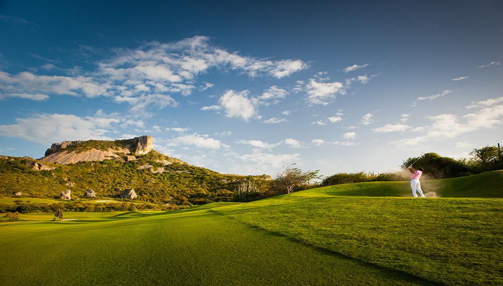 Santa Barbara Curacao Resort Golf