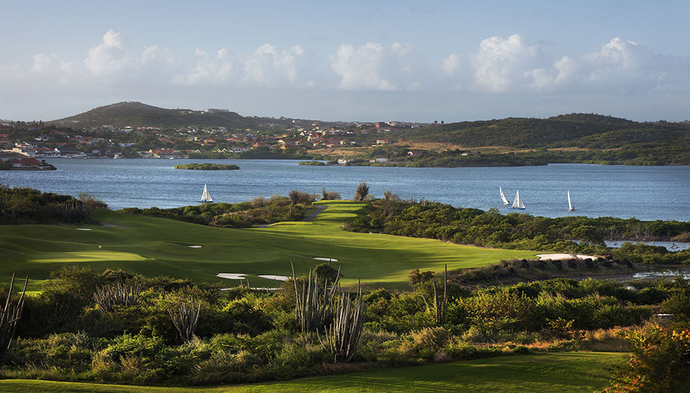Willemstad Golf Excursion Santa Barbara