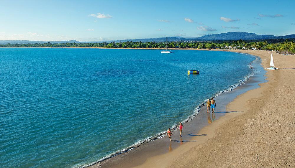 Sunscape Resort Beach