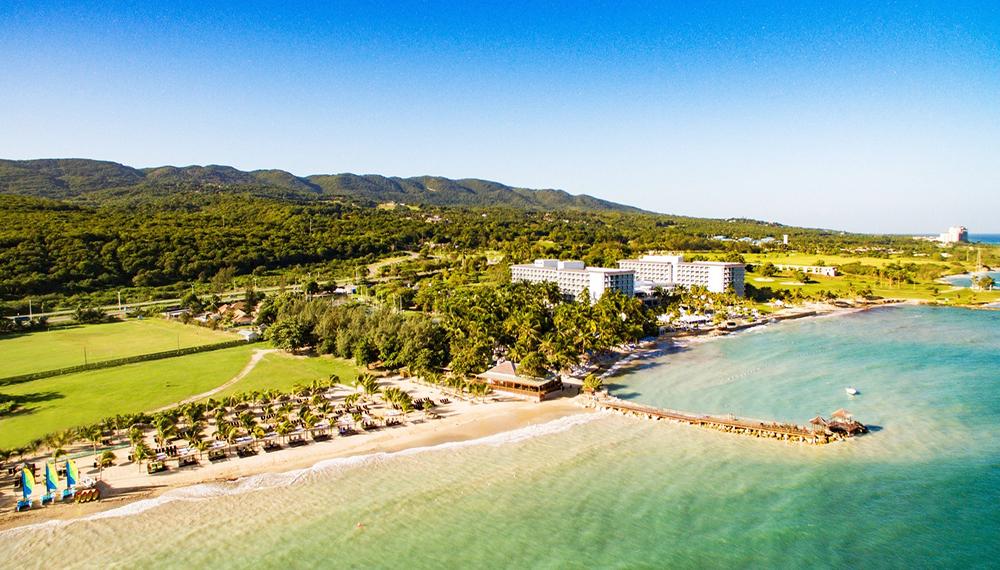 Hilton Montego Bay Jamaica Beach