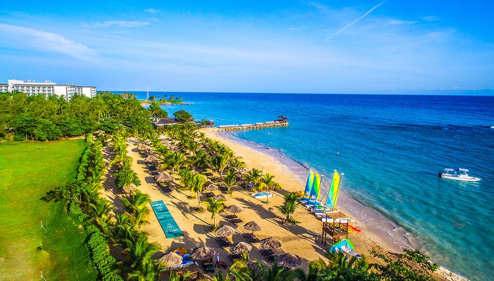 Montego Bay Hilton Rose Hall Beach