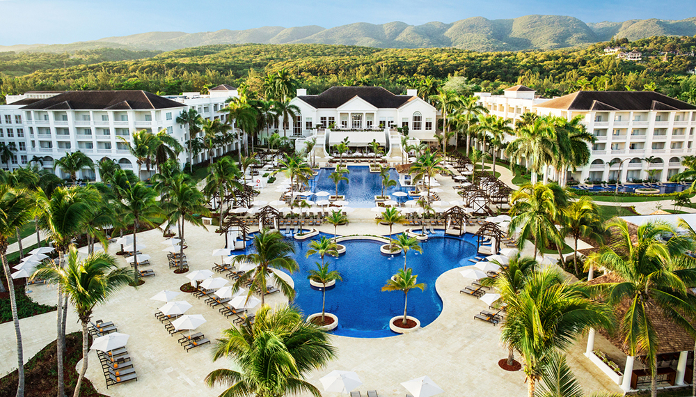 Hyatt Ziva Montego Bay Jamaica Resort