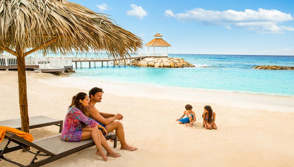 Hyatt Ziva Jamaica Beach