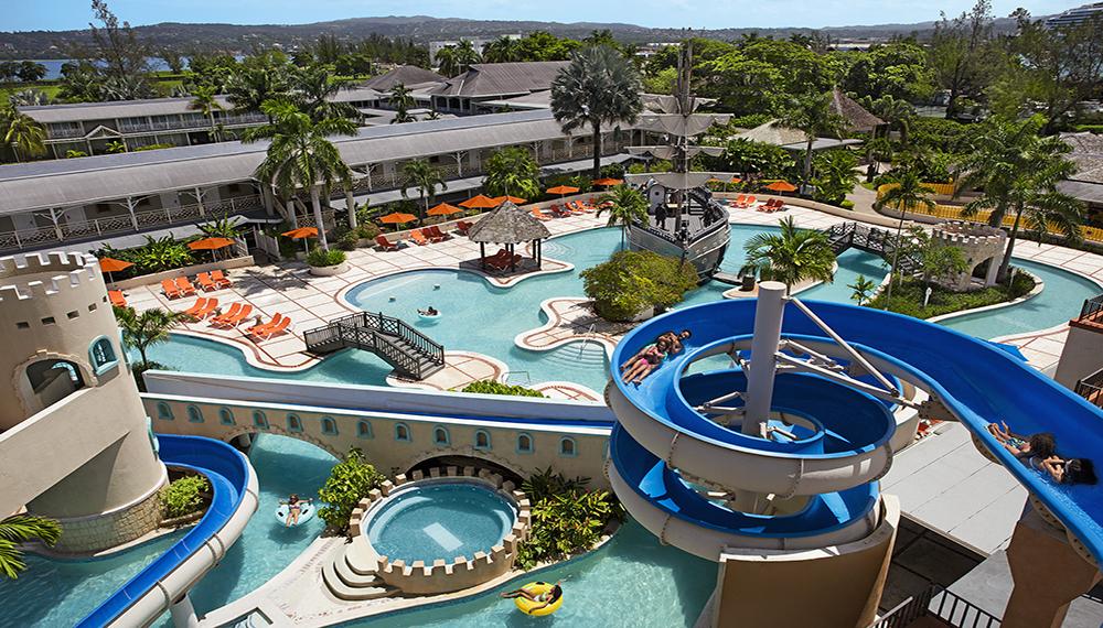 Waterpark Montego Bay Sunscape Resort