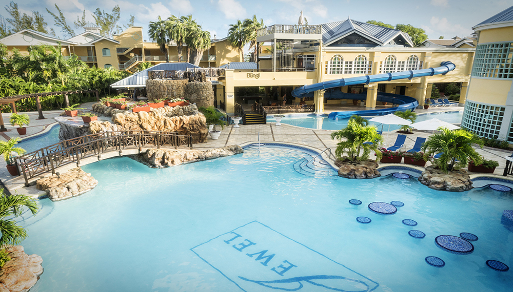Ocho Rios Jamaica Resort Pool Jewel Paradise Cove