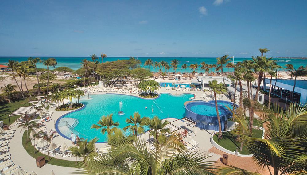 Riu Palace Aruba Day Pass