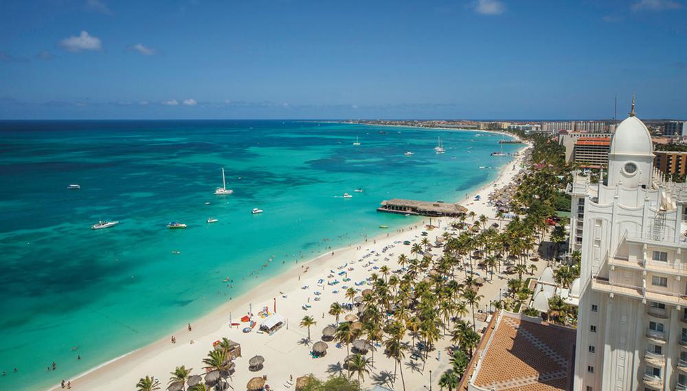 Aruba Riu Palace Beach
