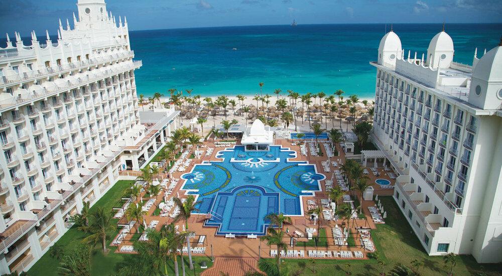 Riu Palace Aruba Resort For The Day
