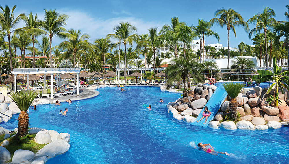 Puerto Vallarta Resort For The Day Riu Jalisco