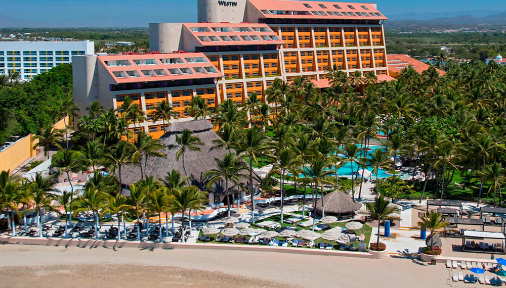 Westin Resort Puerto Vallarta Day Pass