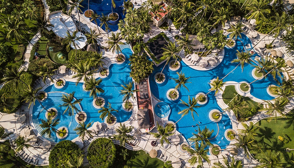 Puerto Vallarta Westin Pool