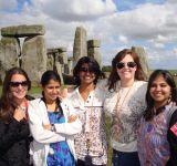 Mountbatten Trainees at Stonehenge