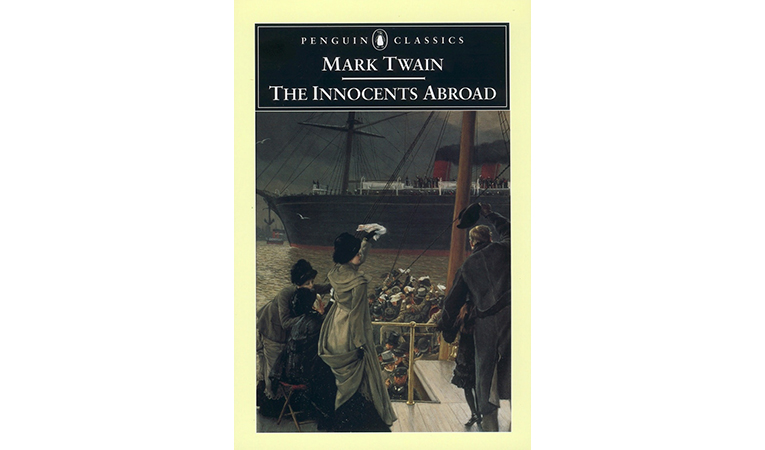 The Innocents Abroad book cover