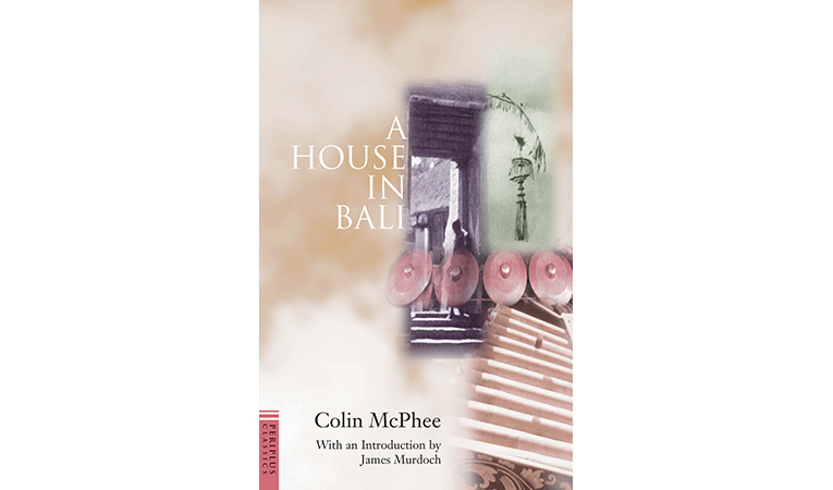 A House in Bali book cover