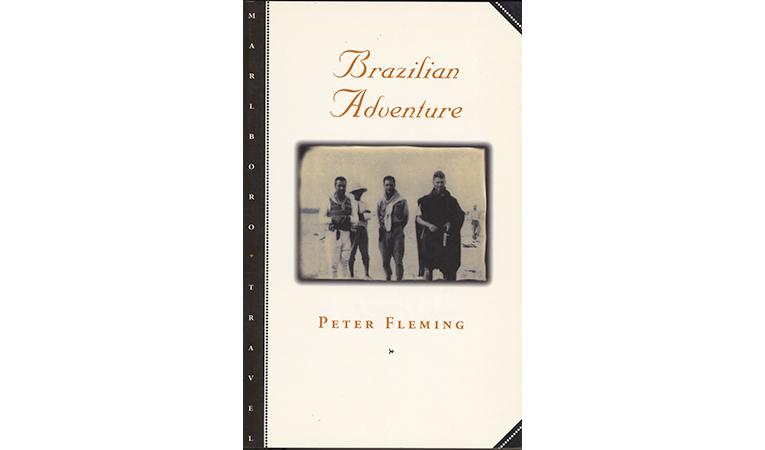 Brazilian Adventure book cover