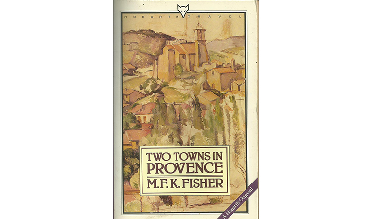 Two Towns in Provence book cover