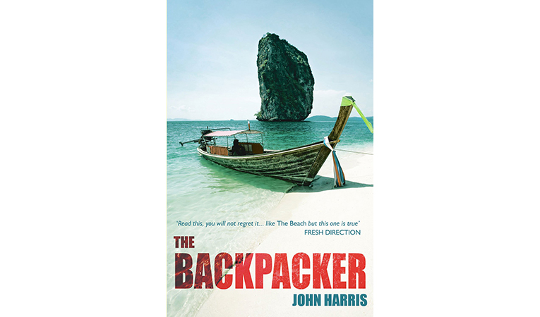The Backpacker book cover