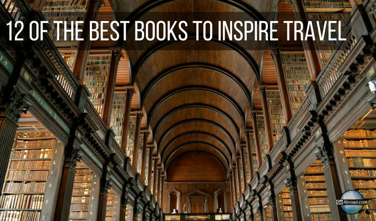 12 of the Best Books to Inspire Travel