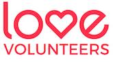 love volunteers logo