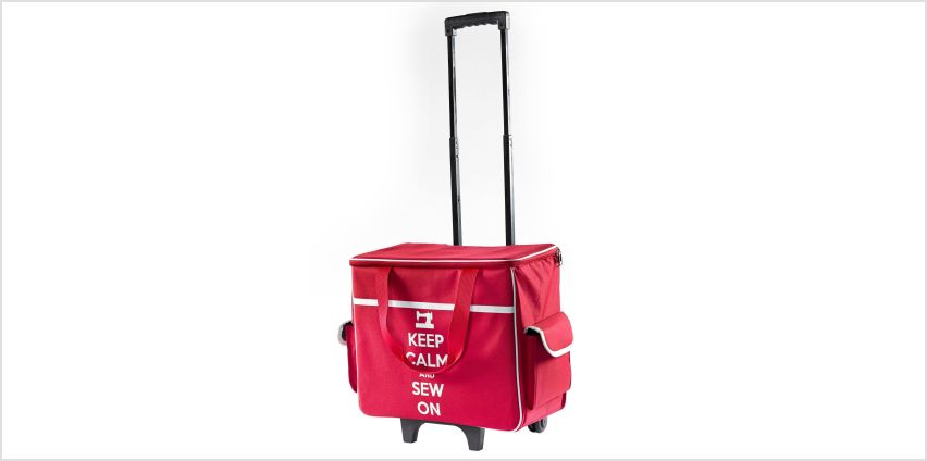 Sewing Trolley Bag from Studio