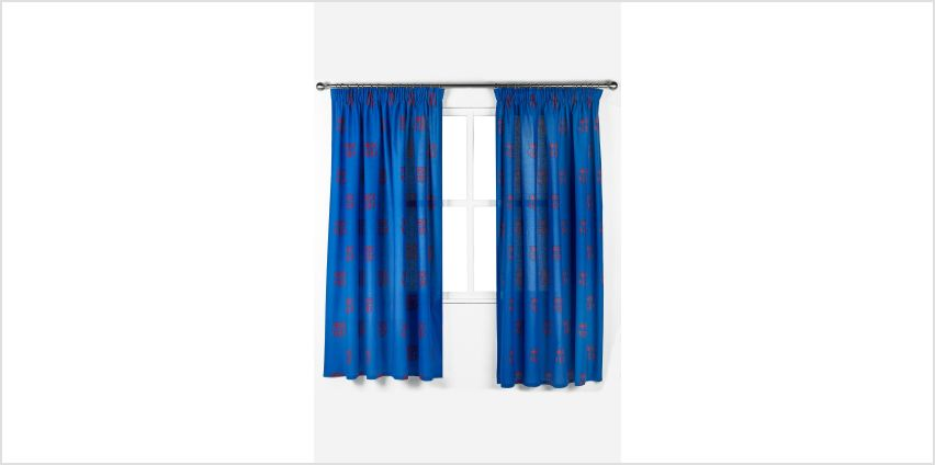 Barcelona FC Curtains from Studio