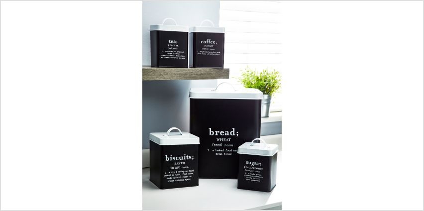 5-Piece Dictionary Storage Set from Studio