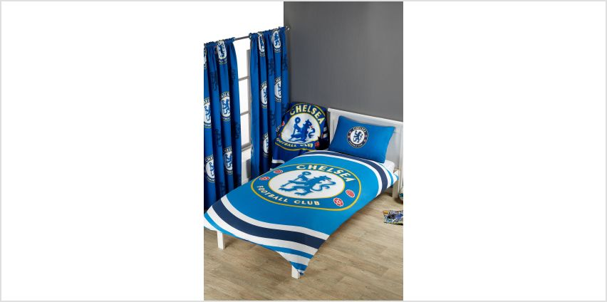 Chelsea FC Double Duvet Set from Studio