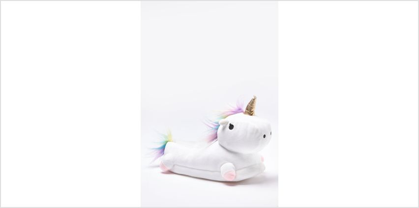 Light Up Unicorn Slippers from Studio