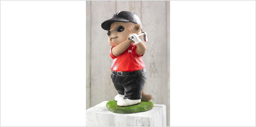 Meerkat Collectables - Golfer from Studio