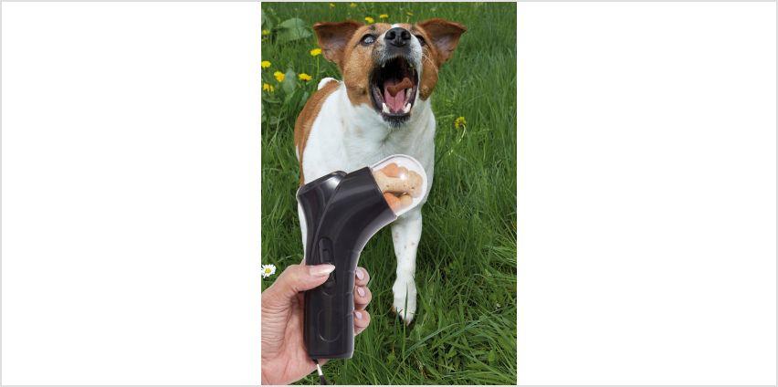 Pet Snack Launcher from Studio