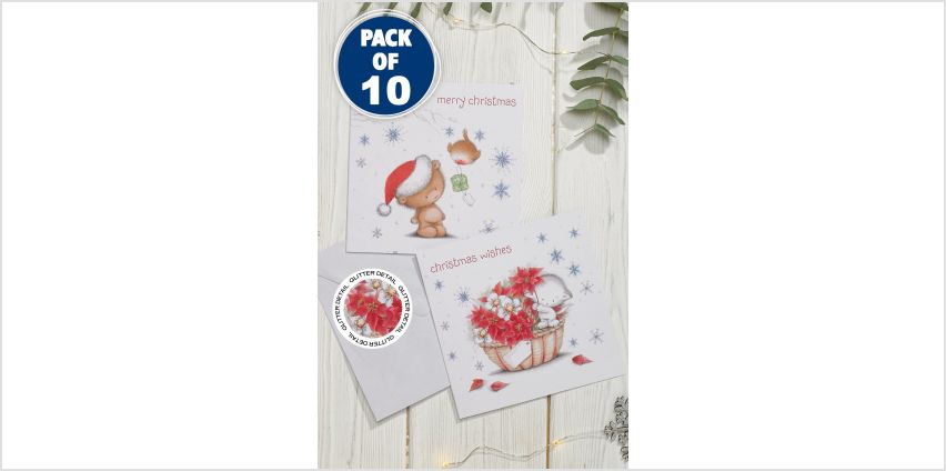 10 Best of Friends Christmas Cards from Studio