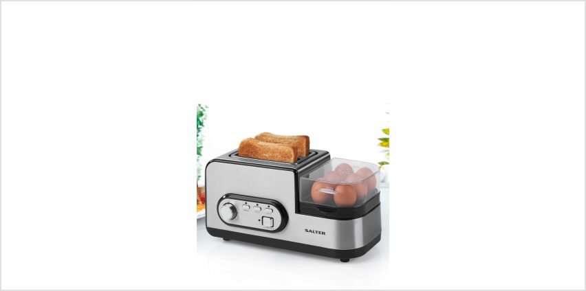 Salter Toaster and Egg Cooker from Studio