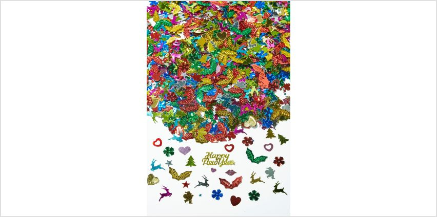 Assorted Confetti Pack from Studio