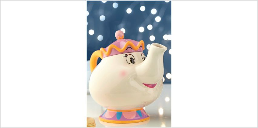 Beauty and the Beast Mrs Potts Teapot from Studio