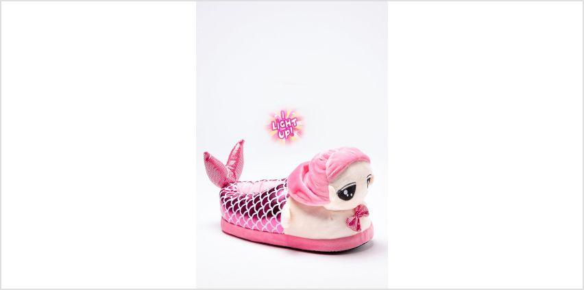 Light Up Mermaid Slippers from Studio